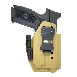 FN 509 Tactical with TLR-7 IWB Holster