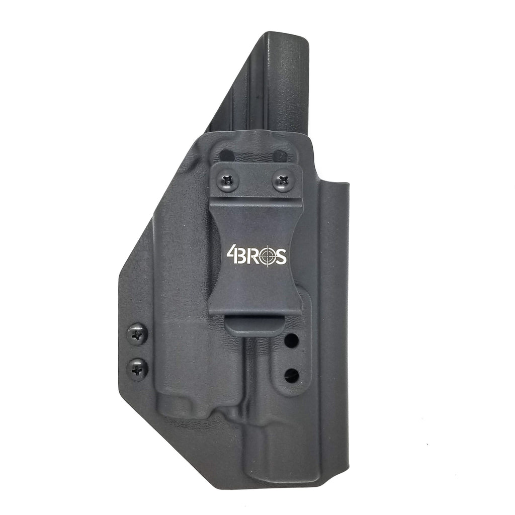 "Walther PPQ M2 4"" with Baldr Mini IWB Holster"
