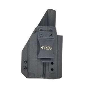 Walther PPQ Sub-Compact with Baldr Mini IWB Holster