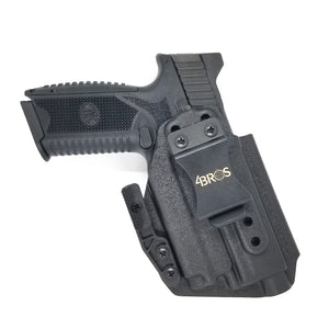 FN 509 Tactical with OLight PL-MINI 2 Valkyrie IWB Holster