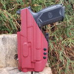 FN 509 Tactical with X300U IWB Holster
