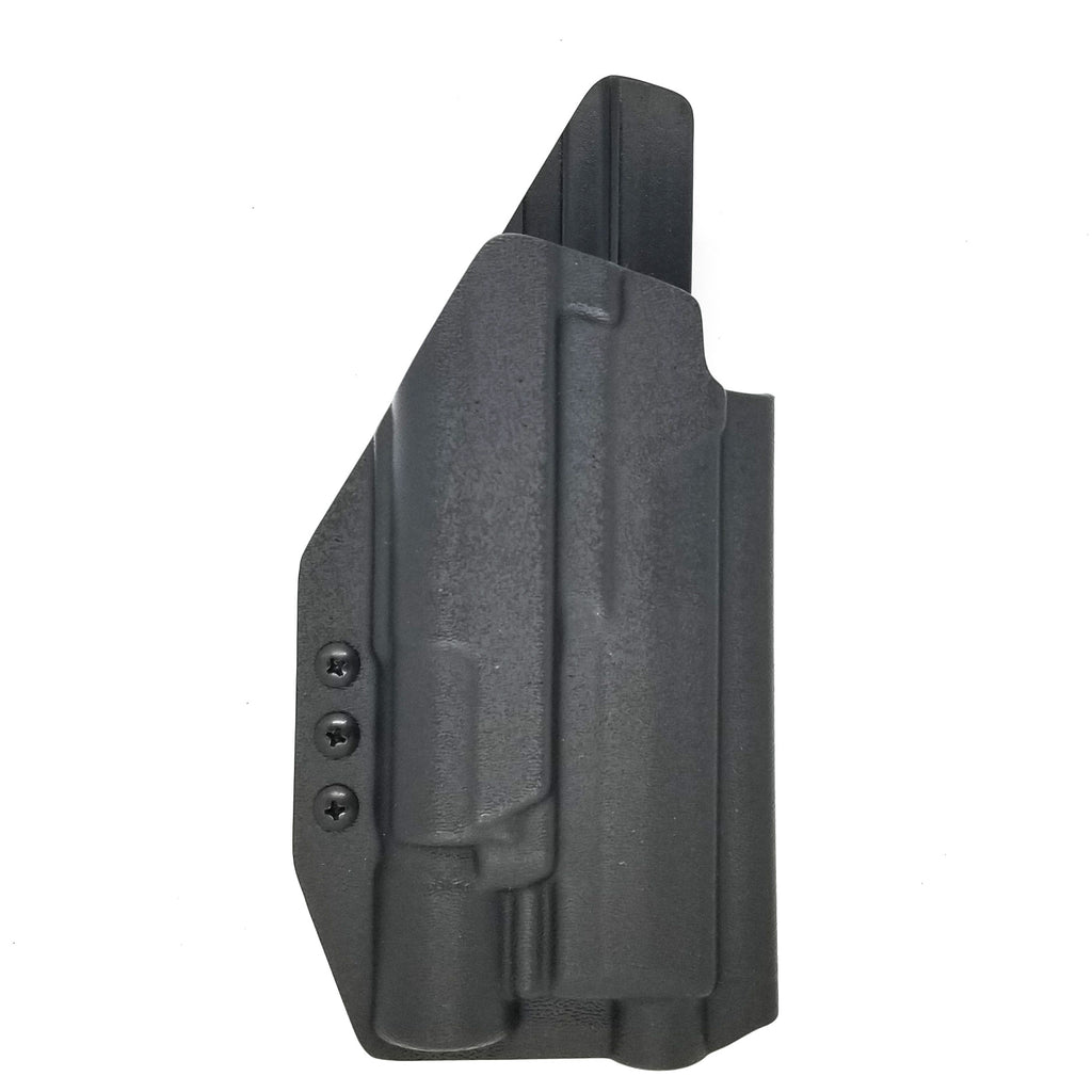 FN 509 Tactical with X300U OWB Holster
