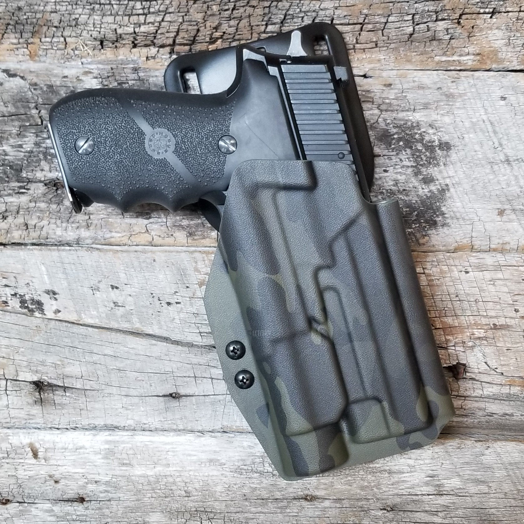 Sig P226 & TLR-1 Competition Holster