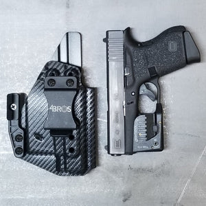 Glock 43, 43X & 48 with Nightstick TSM-11G IWB Holster