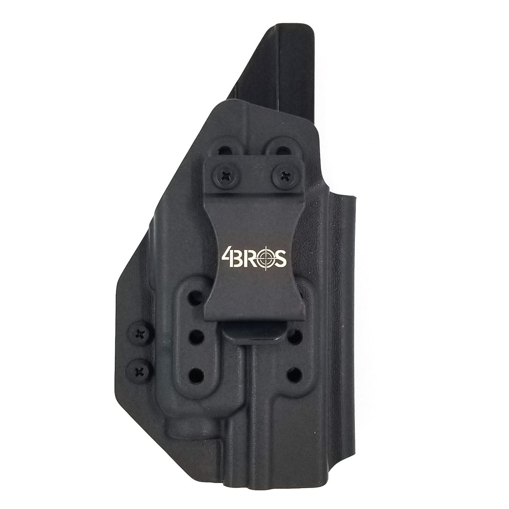 Polymer80 P80 P940 or P940C with TLR-7 or TLR-7A inside waistband holster