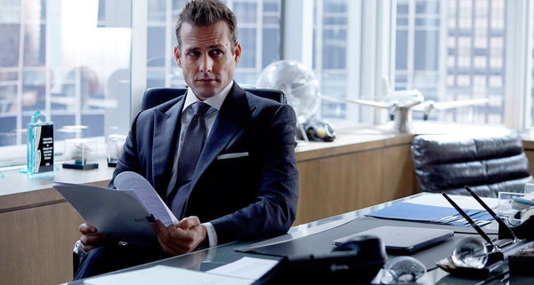 ESTILO HARVEY SPECTER
