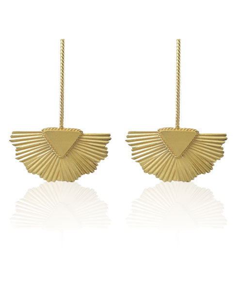 Aurum Statement Earrings