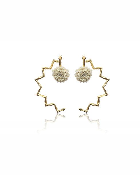 Zambese Thread Earrings