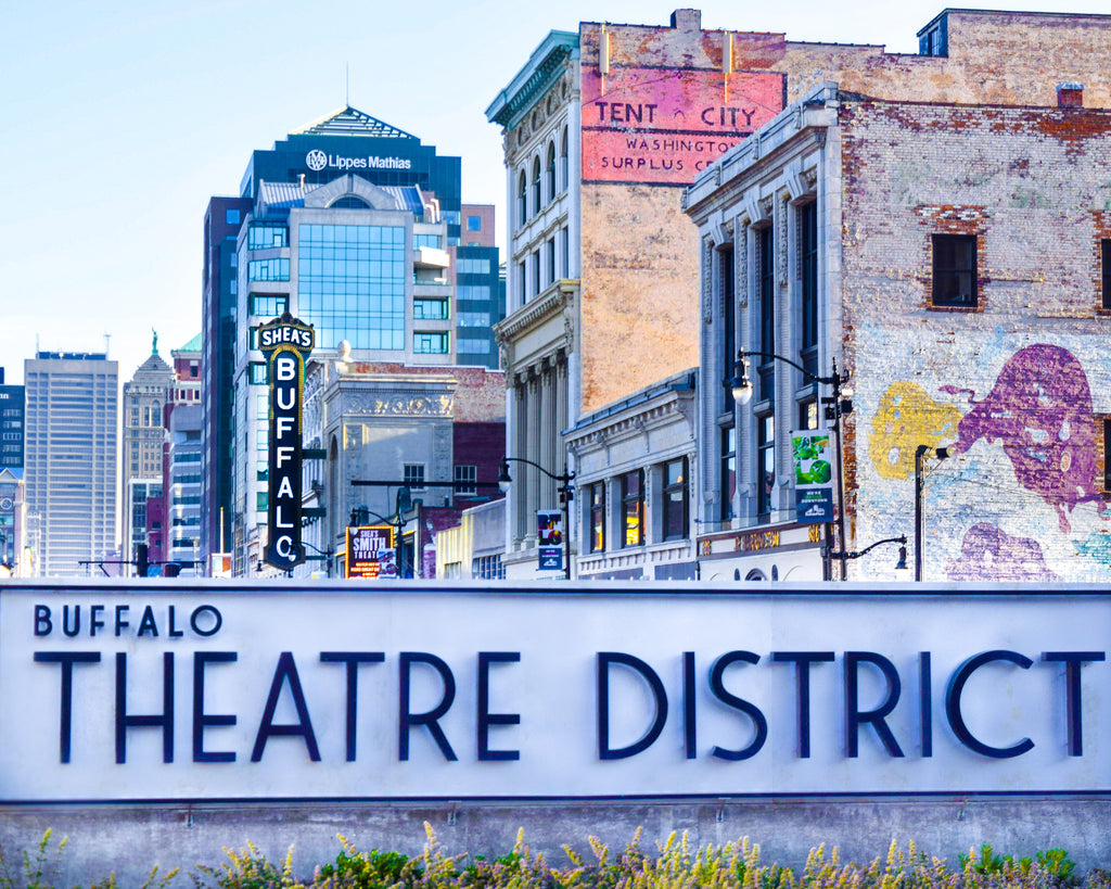 Buffalo Theater District
