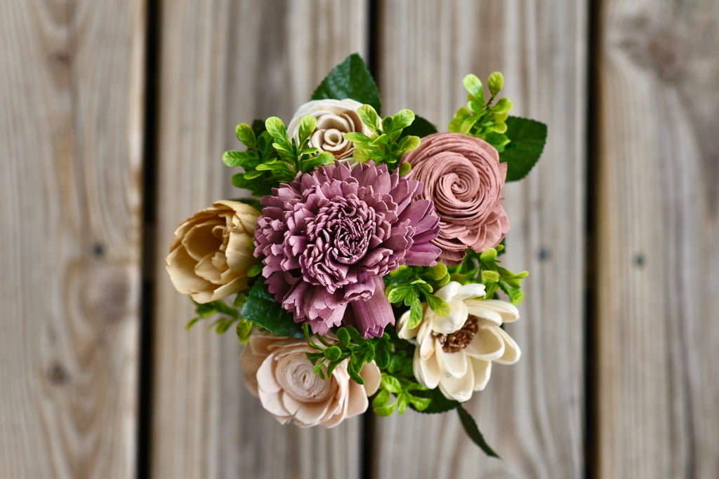 Wedding Bells Mini Bouquet