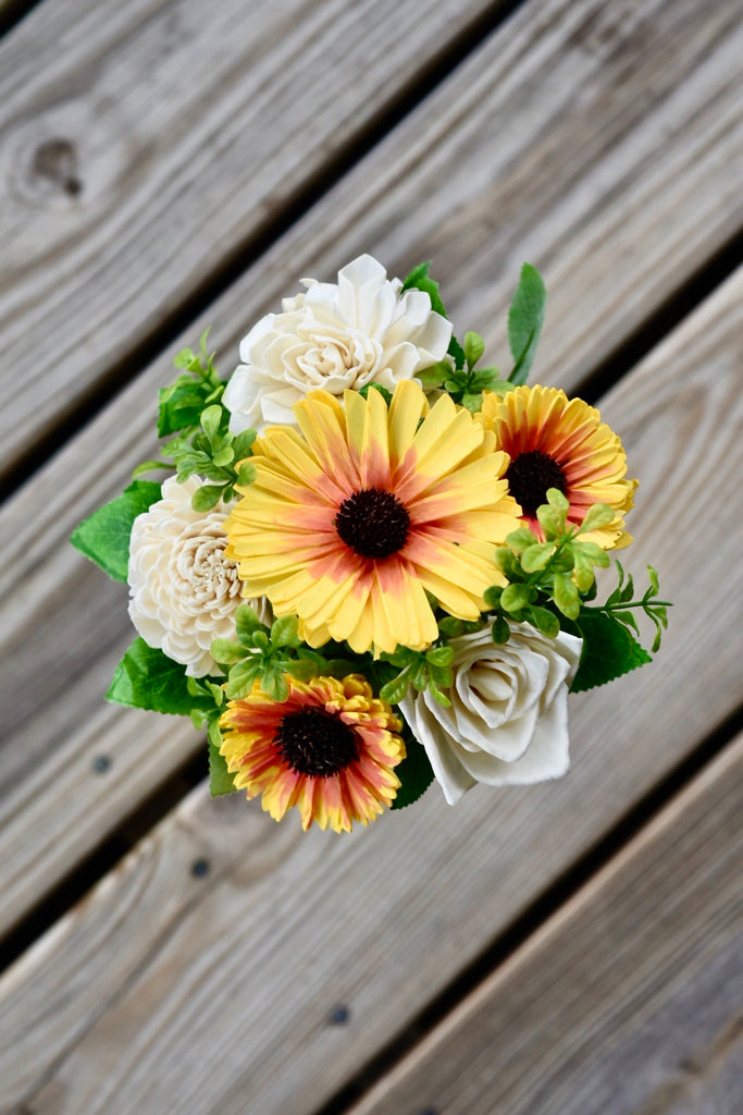 Sunflower Mini Bouquet