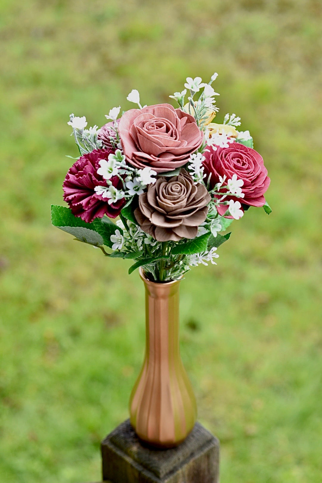 """Warm Wishes"" Mini Bouquet"