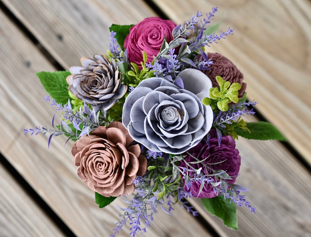 Purple Haze Mini Bouquet