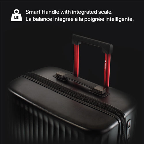 Smart Luggage 174 26 Quot Airline Approved Heys
