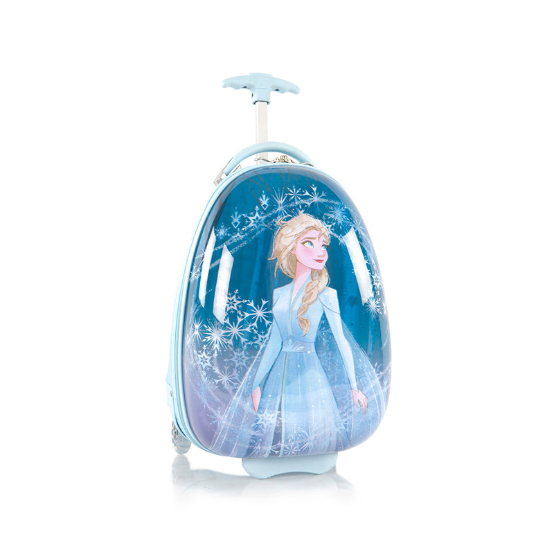 Disney Frozen Kids Luggage - (D-HSRL-ES-FZ10-19AR)