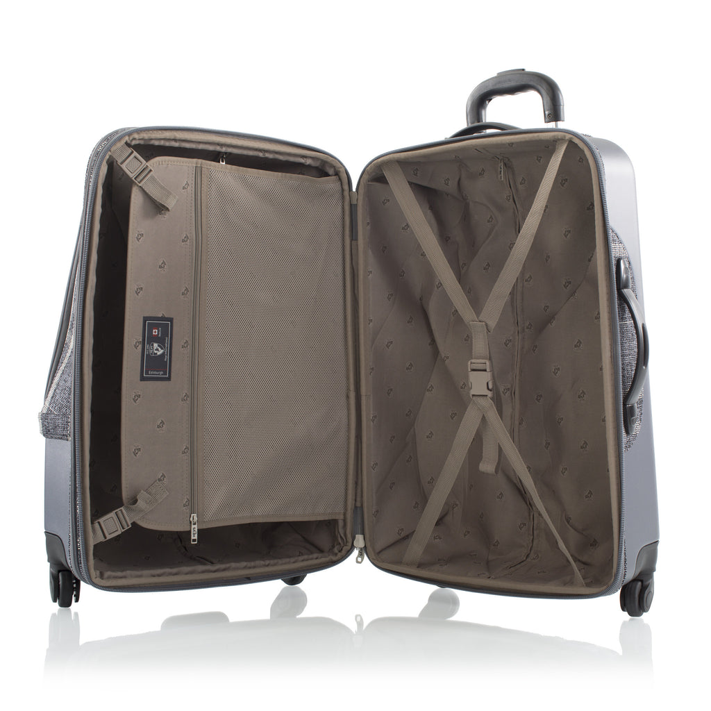 "Edinburgh 21"" - Hybrid Spinner Luggage"