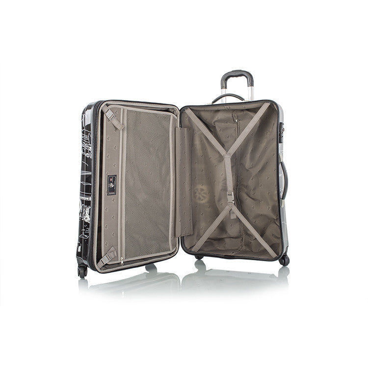 "The Terminal 21"" Fashion Spinner® Carry-on"