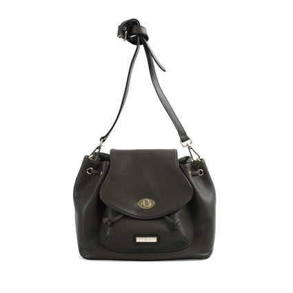 La Mode Drawstring with Turn Lock - Black