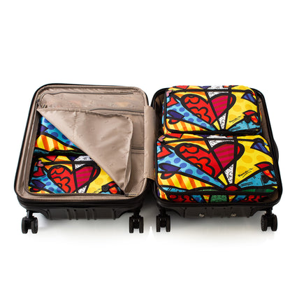 Britto 5pc Packing Cube Set - A New Day