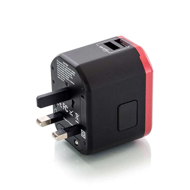 All-in-One Travel Adapter - ELITE with USB