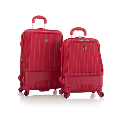 Ambassador 2 pc. Hybrid Luggage Set