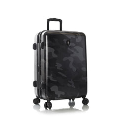 "Black Camo 26"" Fashion Spinner®"