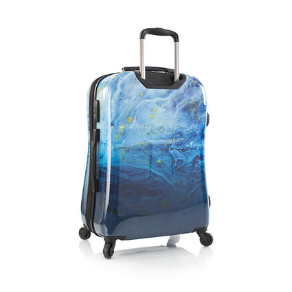 "MOTHER'S DAY DOOR CRASHER - Blue Agate Fashion Spinner® 21"" Carry-on"