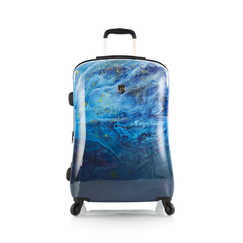"Blue Agate 21"" Fashion Spinner® Carry-on"