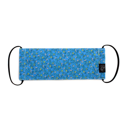 Reusable Fashion Face Mask - Blue Floral