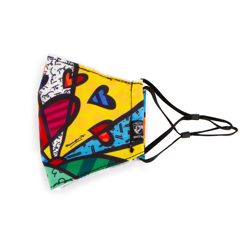 Reusable Face Masks - Britto New Day 2 Pack