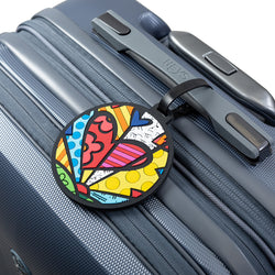 Britto Luggage Tag - A New Day