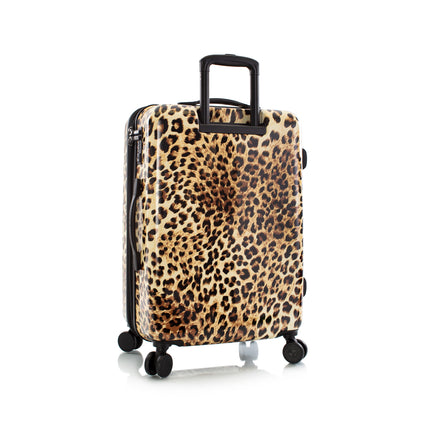 Brown Leopard Fashion Spinner® 26""