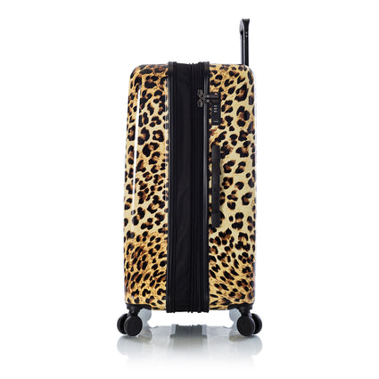 Brown Leopard Fashion Spinner® 30""
