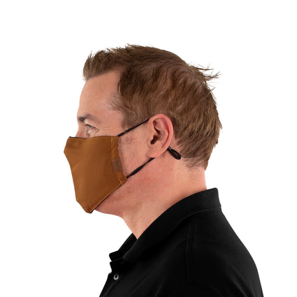 Reusable Face Mask - Brown