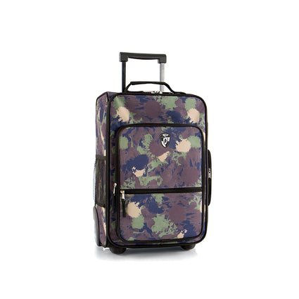 Kids Fashion Luggage - Camo