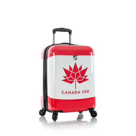 "Canada 150 Fashion Spinner® 21"" Carry-on"