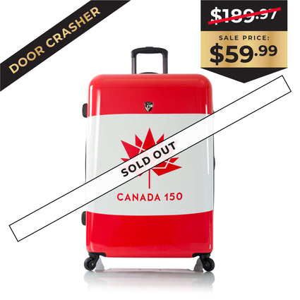 Black Friday Door Crasher -  Canada 150 - 30""