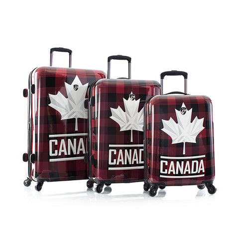 Canada Flannel 2G Fashion Spinner® 3pc. Set