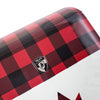 "Canada Maple Check 30"" Fashion Spinner®"