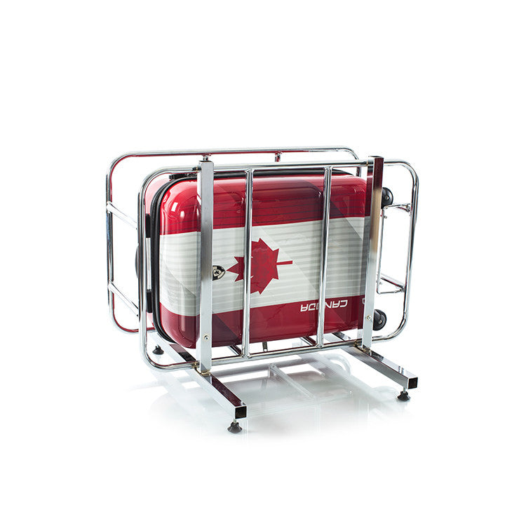 "Canada 2G Fashion Spinner® 21"" Carry-on"