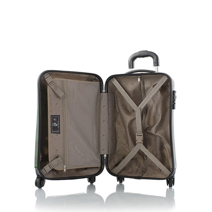 "Canada Geometric Fashion Spinner® 21"" Carry-on"