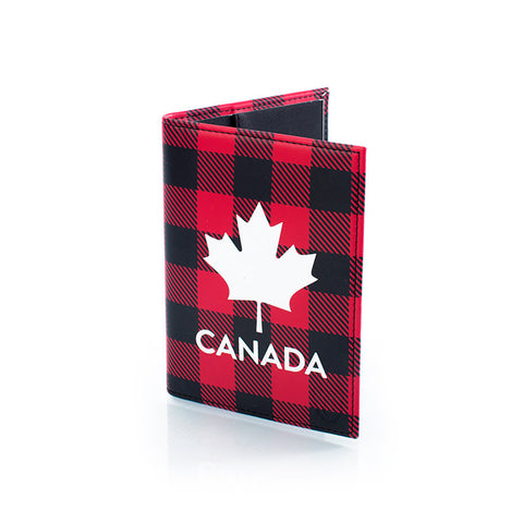 Canada Check Passport Holder