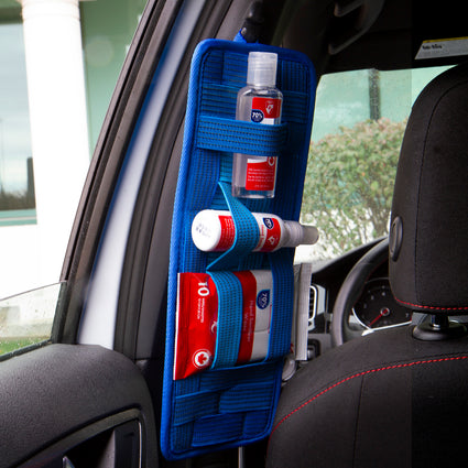Car Care Kit - Blue