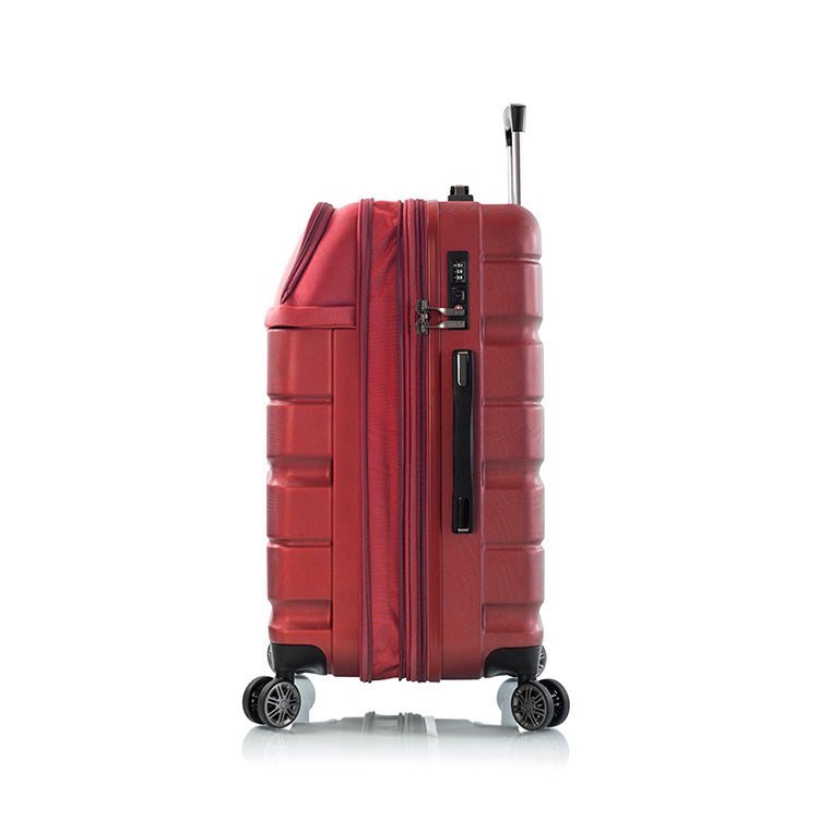 "Charge-A-Weigh 26"" Luggage"