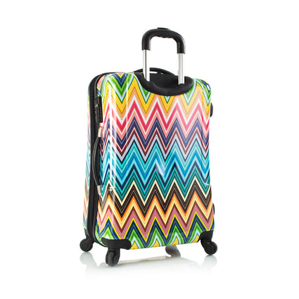 "Colour Herringbone 26"" Fashion Spinner®"