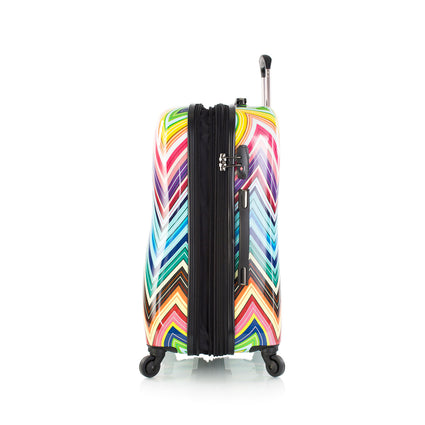 "Colour Herringbone 2G 26"" Fashion Spinner®"