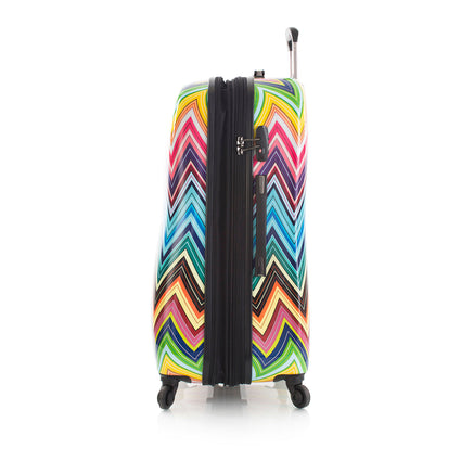 "Colour Herringbone 2G 30"" Fashion Spinner®"