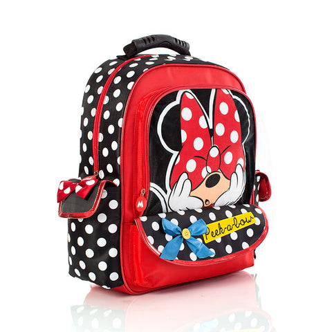 Disney Backpack - Minnie (D-BP-MN06-13FA)