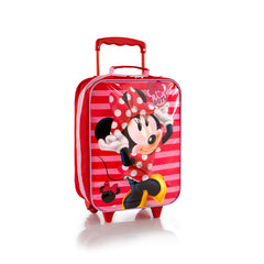 Disney Kids Basic Softside Luggage –Minnie  (D-BSSRL-MN05-18AR)