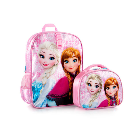 Disney Backpack with Lunch Bag - Frozen (D-BST-FZ01-16FA)